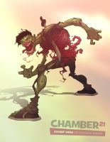 Zombie (Chamber21.com) by PatrickBrown