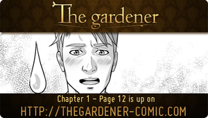 The gardener - CH01P12 by Marc-G
