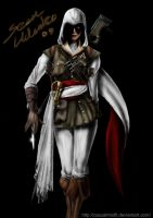 My Assassin's Creed 3 by Casualmisfit