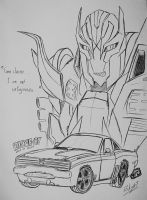 Transformers Universe - Drive-By by Ricky47