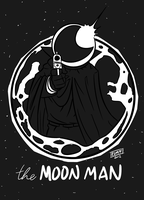 The Moon Man by SKumpf