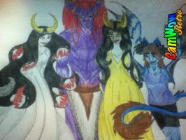 for naruto-warriors-oc 2 by Wolf-Angel-whitewing