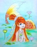 Chinese Mermaid Princess - Siew Mei Ling by Charming-Manatee