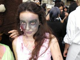 Zombie Make Up by AliceCosplay