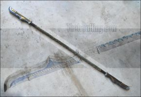 Larp weapon - Double spear by TheIronRing
