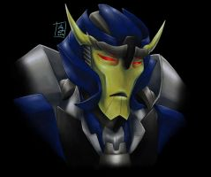 TFP - Dreadwing Study by LethitaIzzy