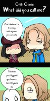 Chibi Comics: What did you call me? by The-Earth-Mistress
