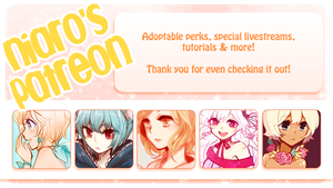SUPPORT ME AT PATREON! by niaro