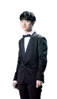 PNG D.O EXO #1 by yeolibaekie-holic
