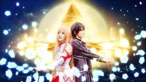 Sword Art Online - Always by your side by nyaomeimei