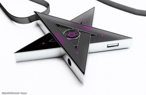 Concept USB Player Demon by 3DPORTFOLIO