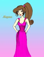 Megara by BlackRozePetal