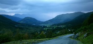 Norge by GreenBoogie