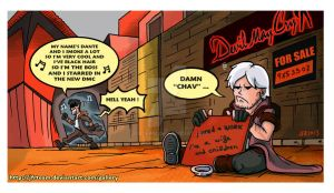 Devil May Cry by JFRteam