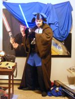 Jedi Lucario Cosplay 7 by unownace