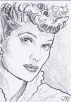 TC - Lucille Ball by tdastick