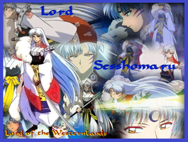 REQUEST: Sesshomaru Montage by Lady1Venus