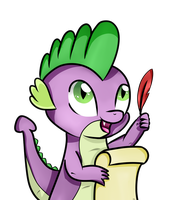 Spike by RoyalShine