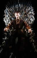 The Iron Throne by fishyfins