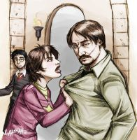Million Times Remus and Tonks by hnl