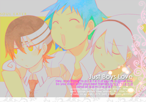 Soul Eater Boys by Pilikita