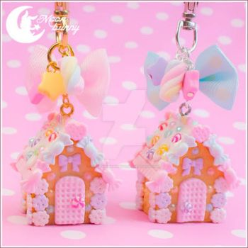 Candy house Charm 2 by CuteMoonbunny