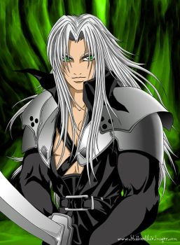 Sephiroth by ClimaxTogether