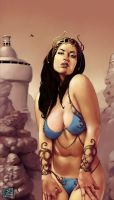 Dejah Thoris by BAproductions
