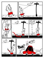 use the sidewalk comic by PacoAfroMonkey