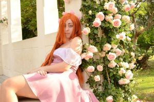 Princess Giselle Enchanted Cosplay by InfirnaPricessLolita