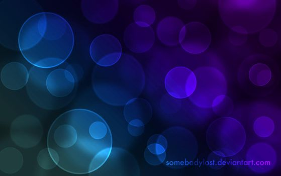 Bokeh Wallpaper 1 by Somebodylost