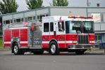 Fire Truck by Momenti-Photo