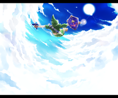 Skyward Sword by chiisai-mini