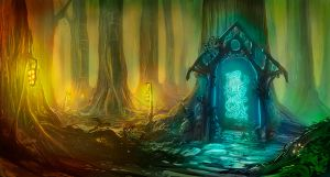 Elf Portal by champion-ofThe-light