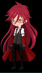 grell sutcliff by Ambymation
