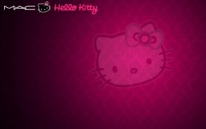 MAC Hello Kitty Wallpaper by angeldust