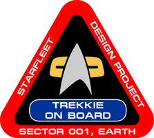 Trekkie on Board 2 by CmdrKerner