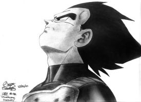 Vegeta by gclipse