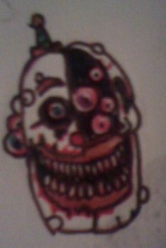 Twisted Ennard by FreddleFrooby