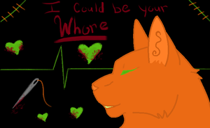 Squirrelflight by The-Midnight-Owl