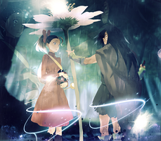 The Secret World of Arrietty by lKoizumil