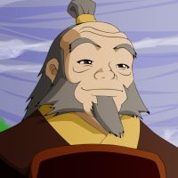 iroh the dragon of the west by gilbert86II
