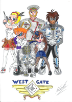 West Gate by Griddles