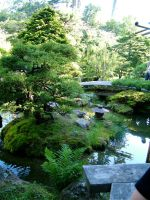 Japanese Tea Gardens 21 by Robriel-Stock