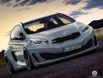 Kia Ceed by NoobyBg