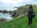 Scotland  Slains Castle by xLaRiex