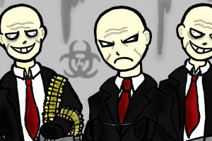 Hitman - Meet Your Brother by ISZK-tv
