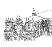New Aetherean Cathedral by TractionEra
