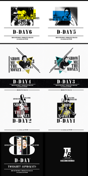 [SHOW ME THE MONEY 3] COUNTDOWN by YUWEI2304