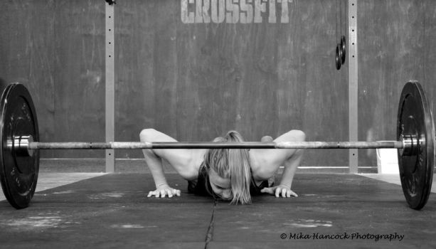 Crossfit Concentration by MikaHancock